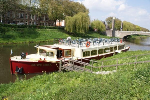 Ouwe Dirk - Partyboot | Partycharter