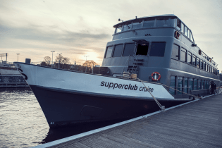 Supperclub Cruise - Partyboot