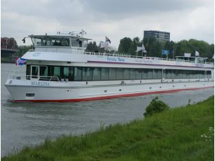 Wonderlijk Partyboot / partyschip huren? Alle partyboten op een rijtje PY-69