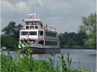 Zilvermeeuw 2 - Partyboot