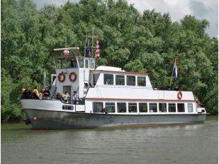 Wonderlijk Partyboot / partyschip huren? Alle partyboten op een rijtje FT-72